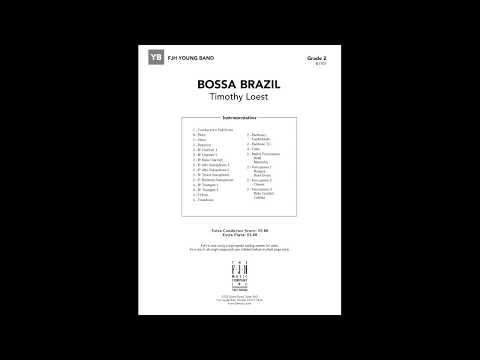 Bossa Brazil - Timothy Loest