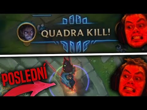 DEJTE MI TU PENTU!! - League of Legends thumbnail