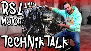 Der RS4 Limo Motor 2019 - Technik Talk vor dem Einbau | Philipp Kaess |
