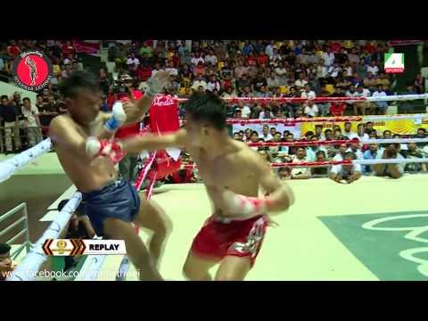 Myanmar Lethwei - Phyan Thwe ( Myanmar ) vs Iquezang ( Thailand ) - Full HD