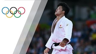 Ippon and gold for Ono in Men