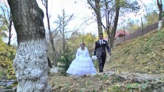 СВАДЬБА СЕРГЕЯ И МАРИАНЫ ШТИРБО 18.10.2014 РЫБНИЦА
