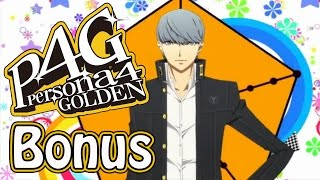 Persona 4 Golden - Bonus 16 :: New Game +