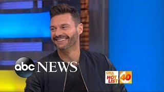 'GMA' Hot List: Ryan Seacrest reacts to hilarious throwback photo
