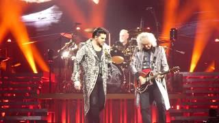 Queen and Adam Lambert -  The Show Must Go On -  Chicago   2019 08 09