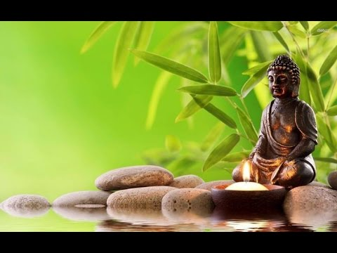 zen relaxation bouddha et bougie youtube. Black Bedroom Furniture Sets. Home Design Ideas