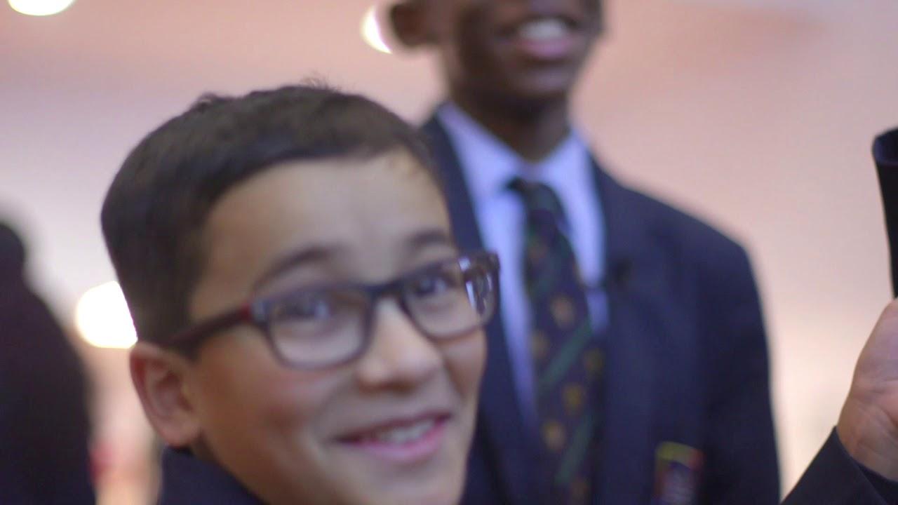 The heroes journey at Bluecoat Aspley Academy