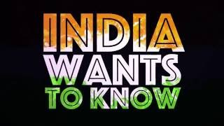 INDIA WANTS TO KNOW - Short Film by Shailendra Singh | Starring Suresh Menon