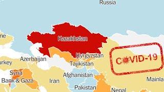 Казахстан вышел на первое место по темпам распространения коронавируса БАСЕ