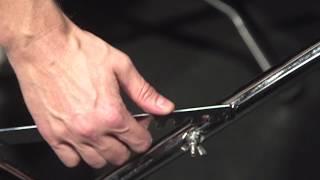 3416 Bass Drum Cradle