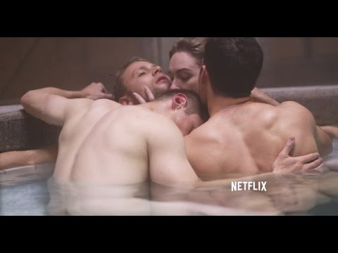Entrevistas Daryl Hannah, Naveen Andrews y más  Sense 8 Netflix