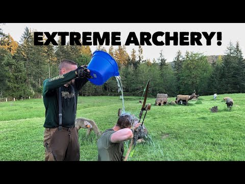 Extreme Archery training! Total Control of my shot!  Bowmar Bowhunting  