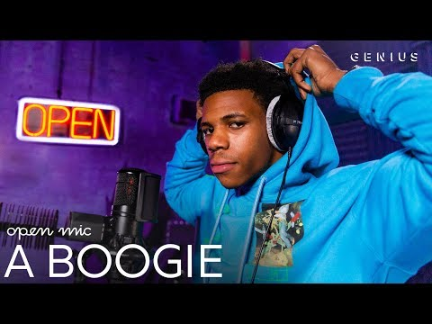 "A Boogie Wit da Hoodie ""Me and My Guitar"" (Live Performance) 
