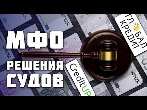Суд с МФО. Глобал кредит и Кредит Капитал / Кредит Ап / Обзор решений Богдан Хаустов