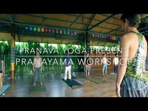 Pranayama workshop at pranava yoga