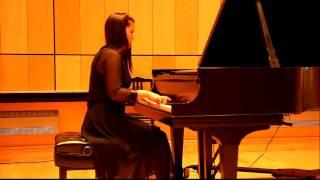 Beethoven 32 Variations in C minor, WoO 80 by Rosalie Turcotte