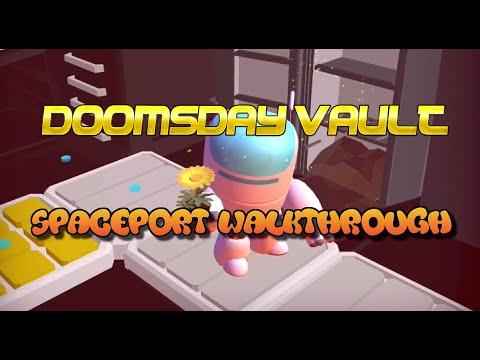Doomsday Vault Spaceport Walkthrough Apple Arcade Youtube