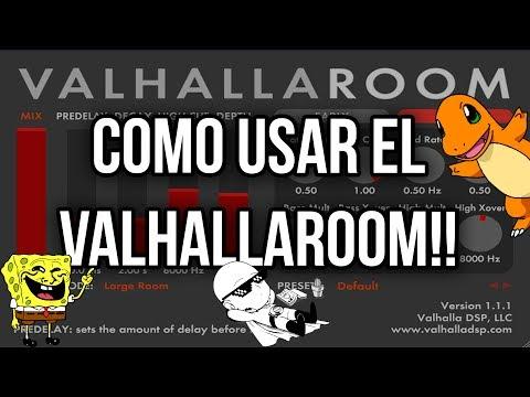 COMO USAR EL VALHALLAROOM