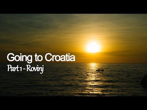 [Travel Vlog] Going to Croatia - Rovinj