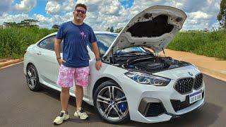 ME DIVERTI COM A NOVA BMW M235i Gran Coupe xDrive 2.0 04 cil TwinTurbo 2020|306cv e 45,9kgfm|FOGUETE