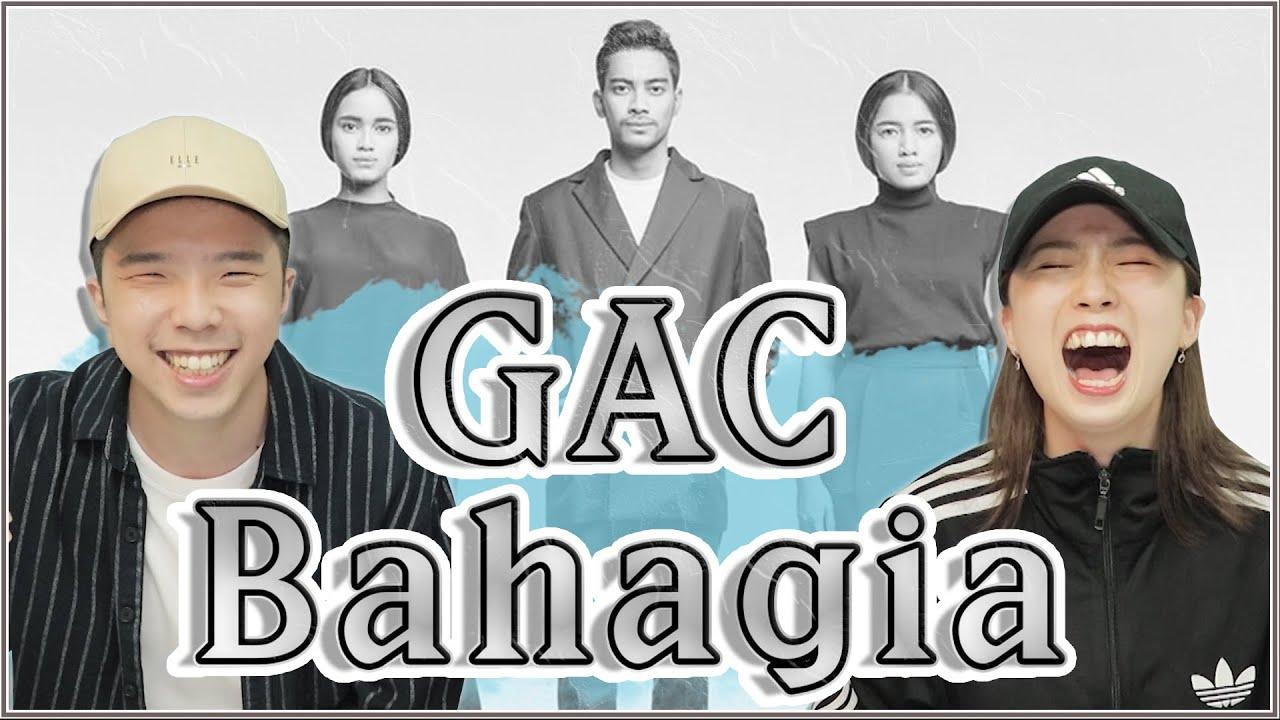 """[REVIEW] """"GAC (Gamaliél Audrey Cantika) - Bahagia""""? (SUB : IDN, KOR)"""