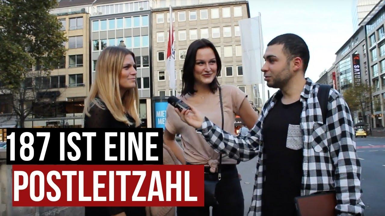 Deutschraptest Was Bedeutet 187 Straßenbande Youtube