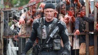 BATTLE OF THE DAMNED |SCI-FI-LONDON | OKTOBERFEST 2013 | trailer Dolph Lundgren vs zombies vs robots