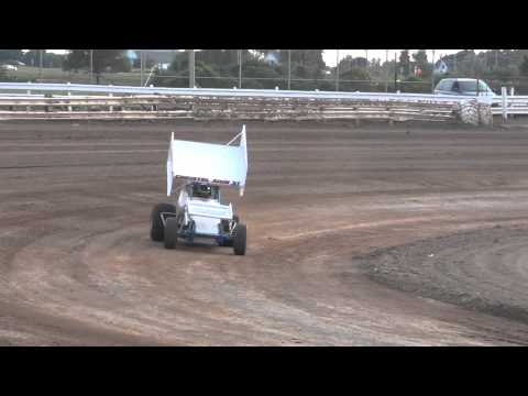 Craig Sletten Shows You How To Drive A Sprint Car