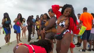 City Girls -Twerk ft. Cardi B [WhoShotYa] #Blackbeach 2019