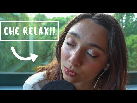 E' VENUTO SONNO ANCHE A ME!! ASMR Ita Close up Whispering