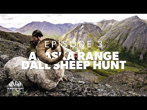 Two Rams Down - Ep. 3 - Hunting Dall Sheep In Alaska