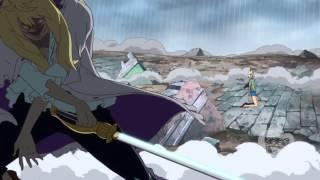 ONE PIECE Hakuba wake up and Fight