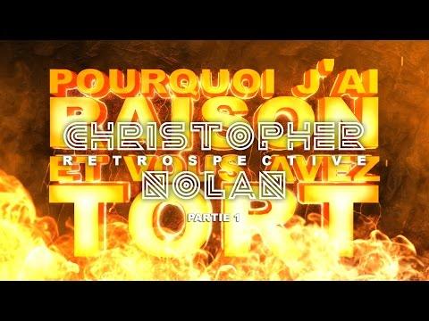 PJREVAT - Christopher Nolan Retrospective (1/2)
