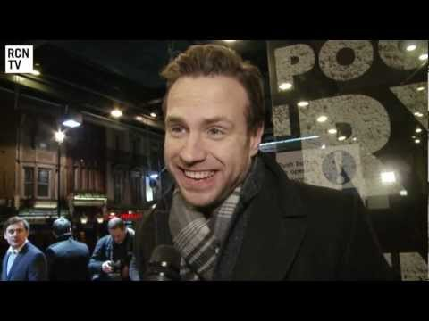 Rafe Spall Interview