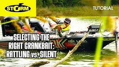Rattling vs. Silent Crankbaits: HOW TO FISH