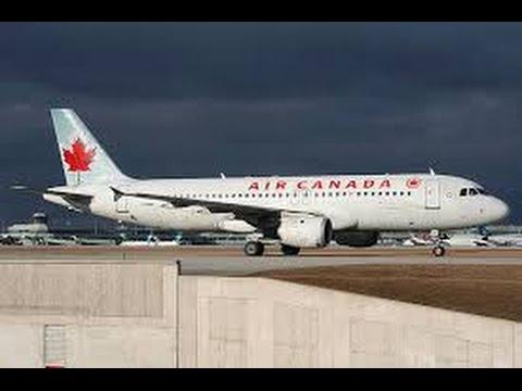 ATC - MAYDAY Air Canada 1174 Emergency Landing YYZ, 7/20/14