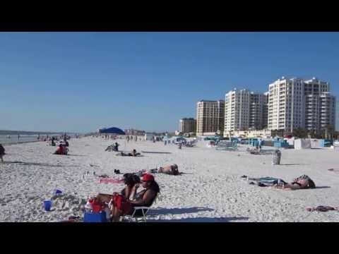 Clearwater Beach Tampa Florida USA