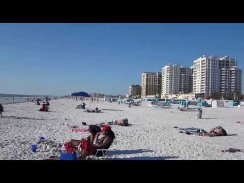 Clearwater Beach Tampa Florida USA