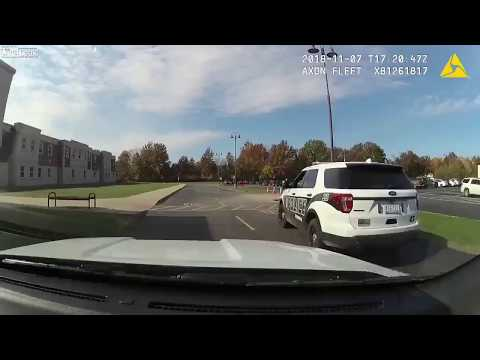 Shocking Video Shows Illinois Cop Ramming SUV into Unsuspecting Teenage Girl. Illinois, USA