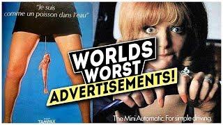 Worlds Worst Advertisements! #3