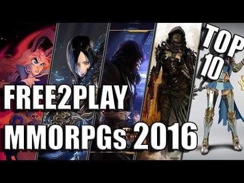 Top 10 Free2Play MMORPGs 2016 - Die besten kostenlosen MMORPGs