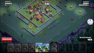 Clash of Clans live attack 💐 LET'S