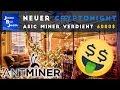 Neuer Cryptonight Asic Miner verdient 6000$ im Monat - Antminer X3