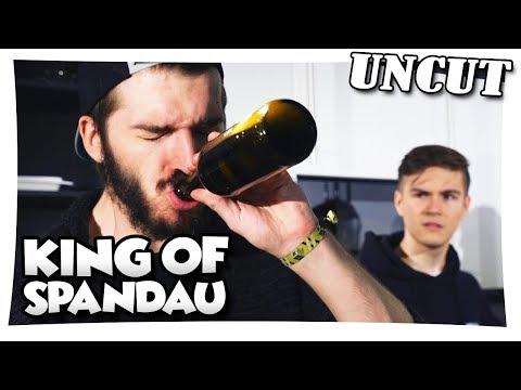 Geht es weiter bergab? KING OF SPANDAU Spiel 1