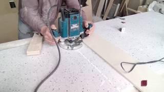 ikMaster - производство столешницы из акрилового камня