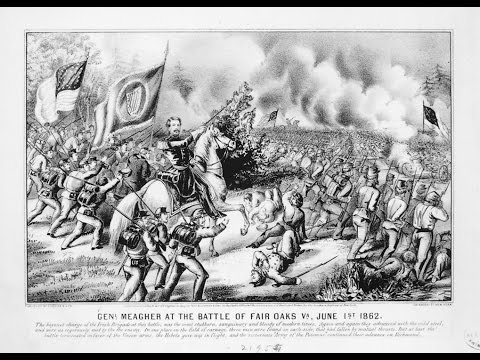 Tim Egan on General Thomas Francis Meagher - Connors' Corner March 2017