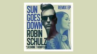 Robin Schulz   Sun Goes Down feat  Jasmine Thompson Pingpong Remix