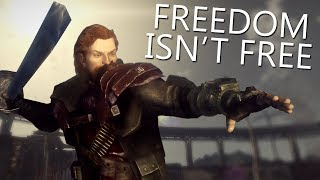 New Vegas Mods: Freedom Isn't Free