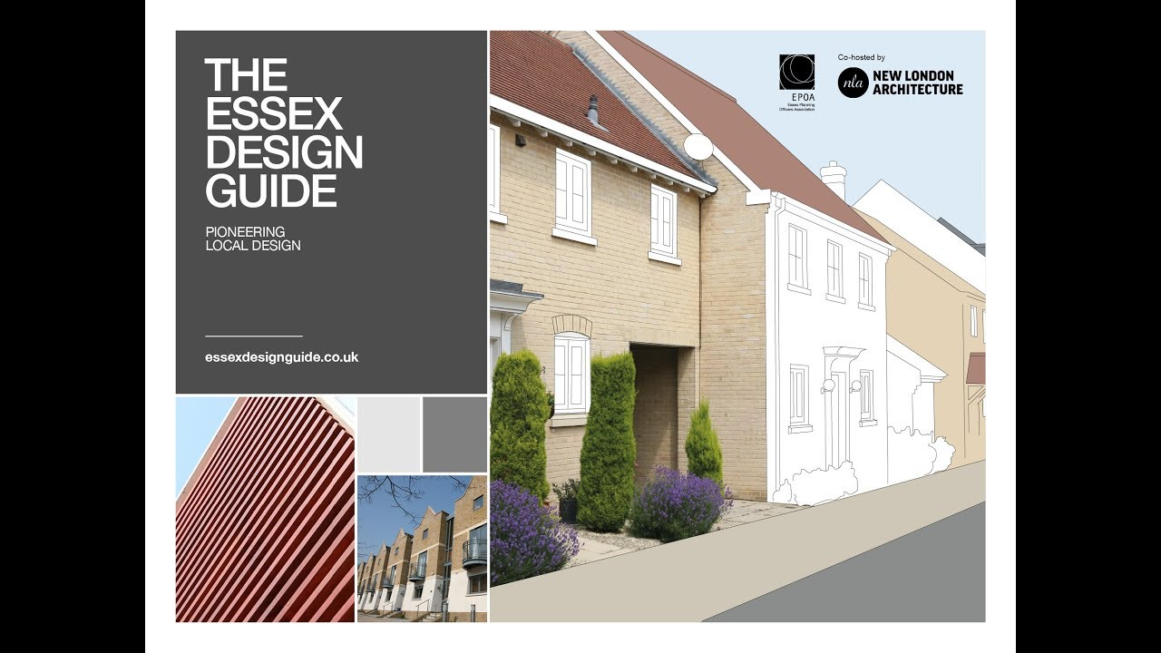 The Essex Design Guide Launch