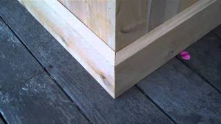 Cedar Planter Box For Sale.